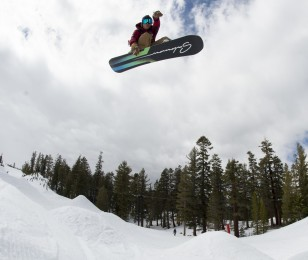 Chris Grenier at the Holy Bowly 2016 in Mammoth