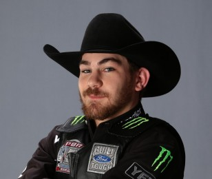 Chase Outlaw during a 2016 studio shoot in Oklahoma City, OK