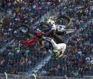 Nate Adams at Supercross Geneva 2015