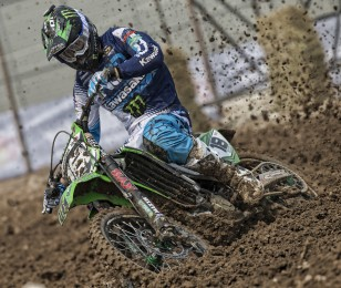 Vsevolod Brylyakov at the 2016 MXGP of Thailand
