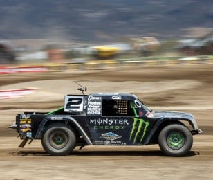 Casey Currie during King of Hammers 2016