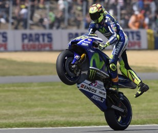 Valentino Rossi Lifestyle shoot