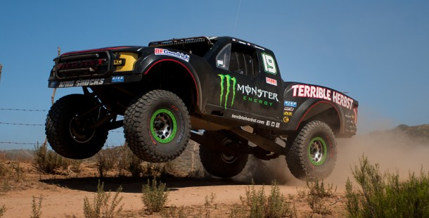 1995 Ford Bronco >> BJ Baldwin | Monster Energy