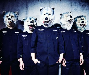 Man With a Mission Photoshoot in Tokyo, Japan