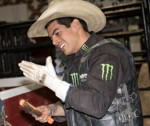 Gustavo Pedrero at the Monster Energy Launch-Coca Cola Bottler Mexico City