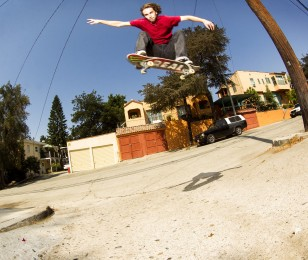 2016 Skate Kyle Walker LBC Photo Shoot