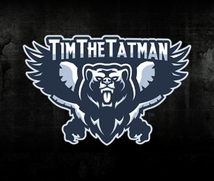2017 Gaming Influencer Profile Photos for Tim The Tat Man
