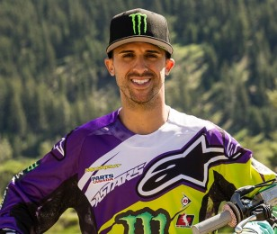 Team Monster Energy Alpinestars Kawasaki National Motocross Team photoshoot