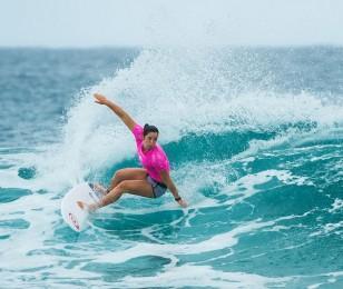 Tyler Wright Becomes 2016 WSL World Champion in Hossegor, France