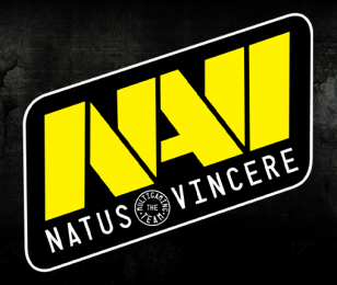 Hero assets for website for Natus Vincere