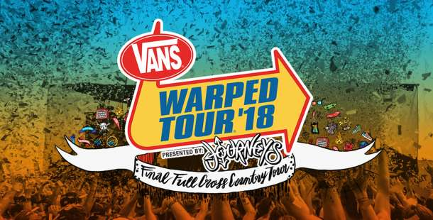 New Years Eve Warped Tour