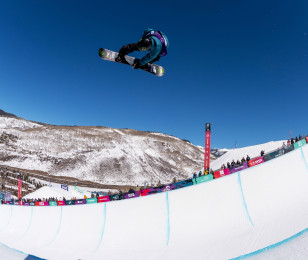 Images from the 2020 Dew Tour event in Copper, Colorado