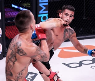Images from Bellator 242 on July 24, 2020 at the Mohegan Sun Arena in Uncasville, CT.