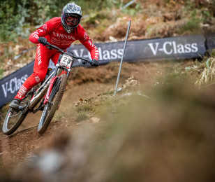 Images from the 2020 Mountain Bike World Championships in Leogang, Austria.